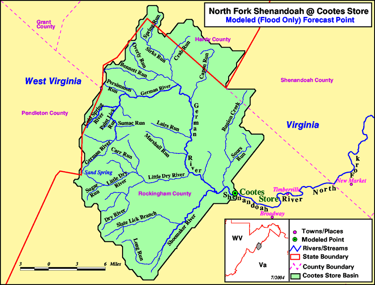 River Basin Maps