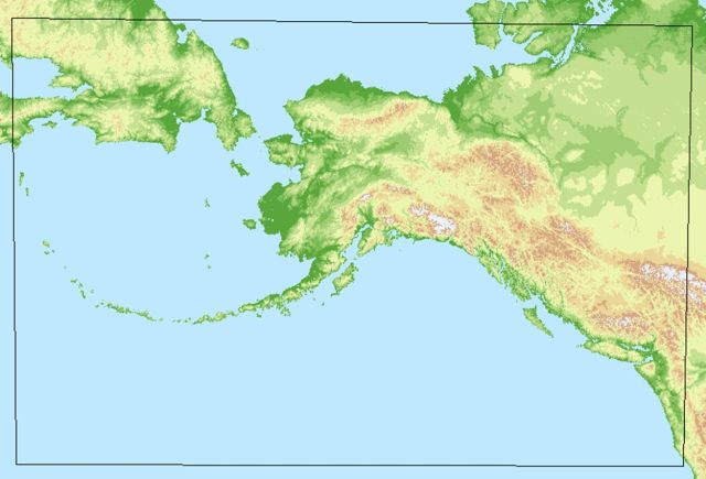 Image of the Alaska Grid