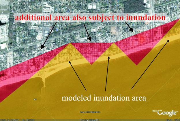 Inundation Graphic