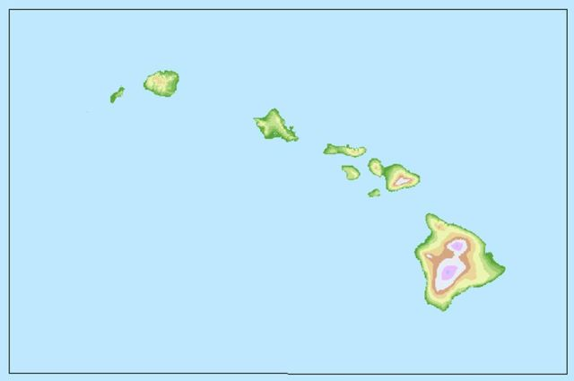 Image of the Hawaii Grid