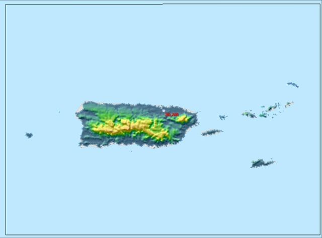 Image of the Puerto Rico Grid
