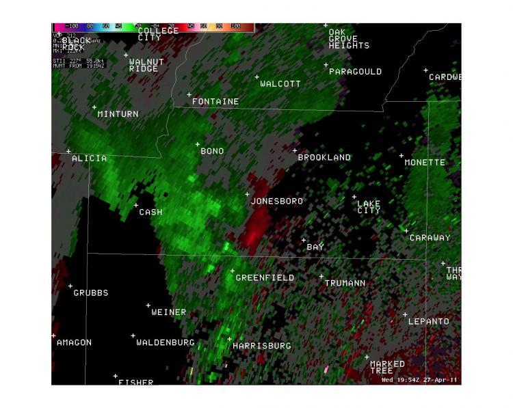 National Weather Service Memphis Tn Jonesboro Ar Tornado