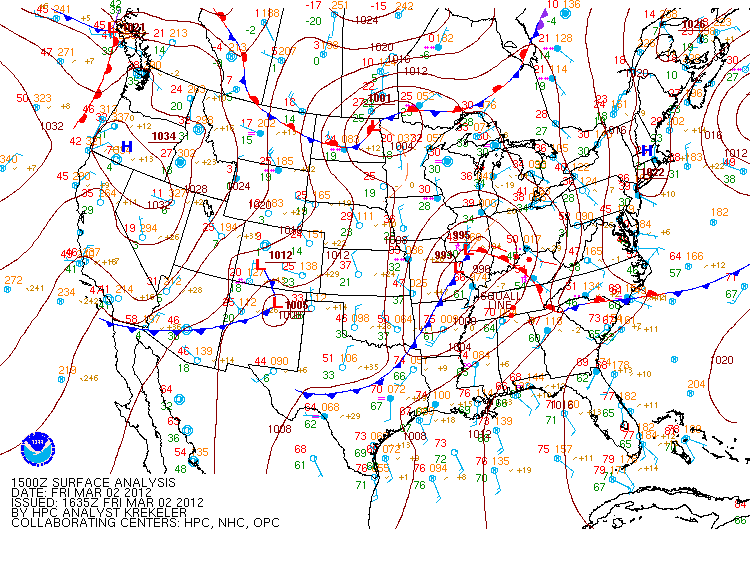 15Z surface map
