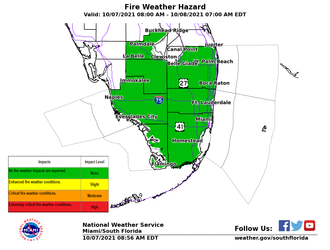 South florida hazardous weather outlook fire weather publicscrutiny Image collections