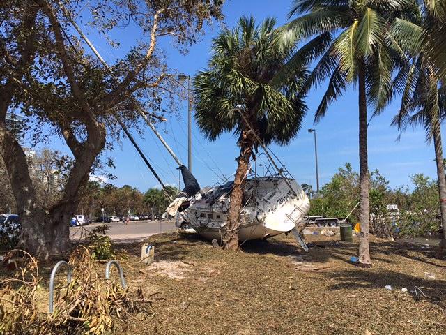 Hurricane Irma Local Report/Summary