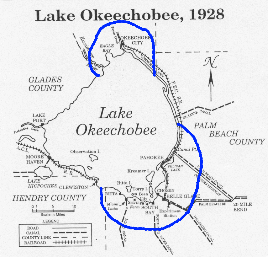 Lake Okeechobee Region