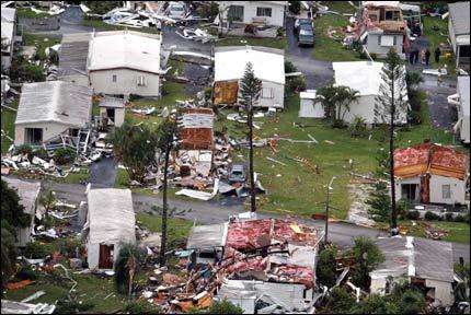 Palm Beach Tornado
