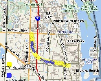 Palm beach tornado - Palm beach gardens weather forecast ...