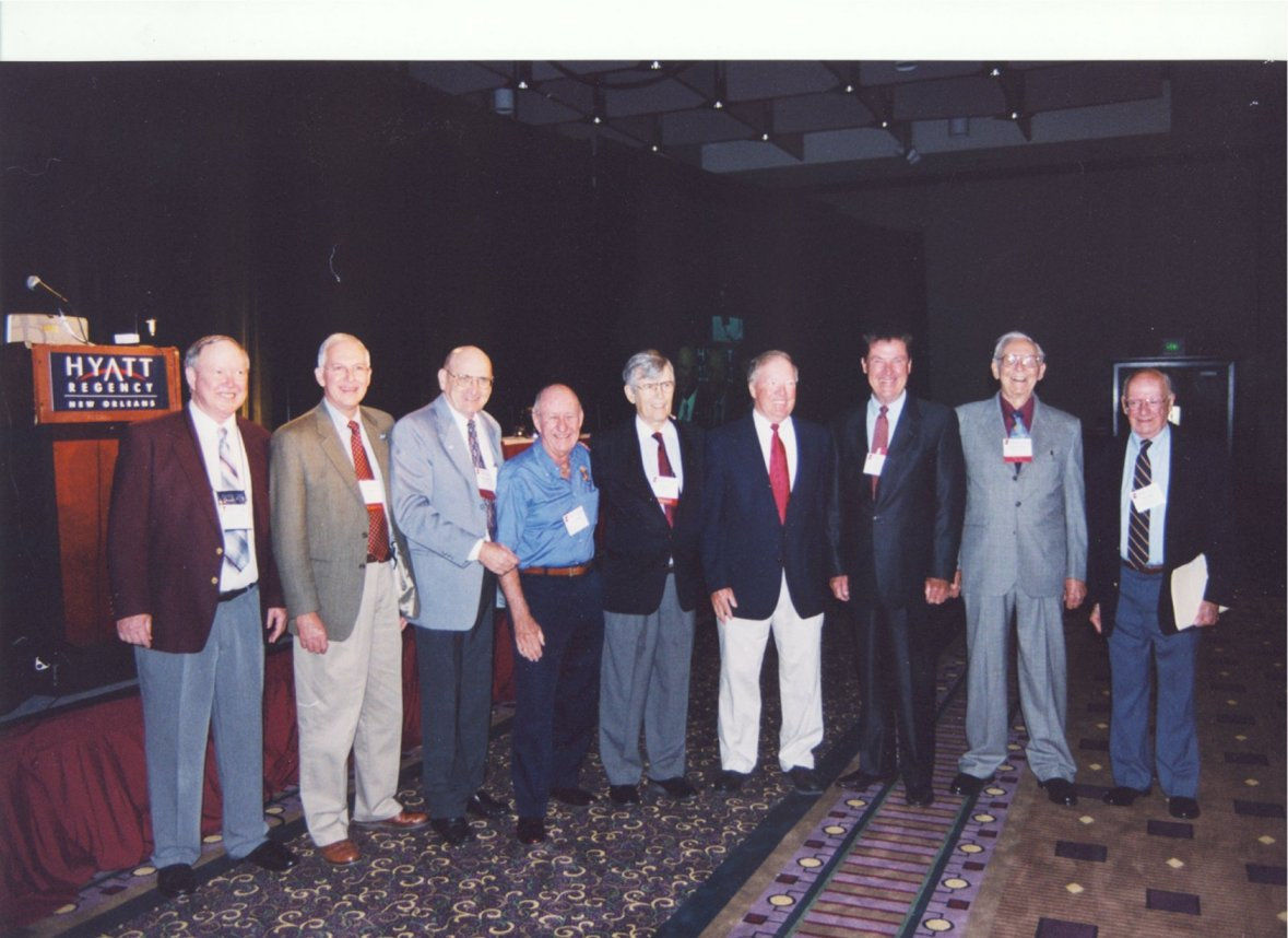 Current and Former NHC/TPC Directors