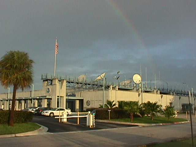 Current NWS Miami building