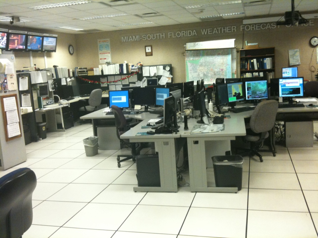 NWS Miami SouthFlorida Office Page