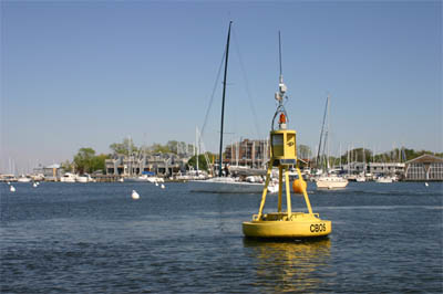 National Data Buoy Center Buoy