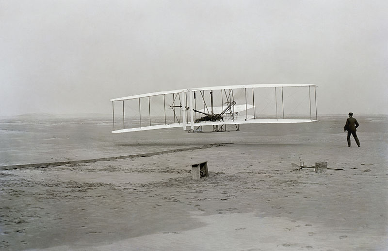 December 17, 2013 Marks the 110th Anniversary of the Wright
