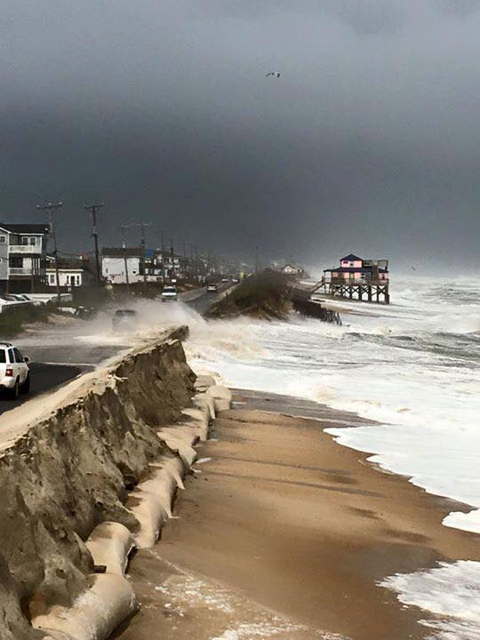 coastal flooding at kitty hawk figure 1