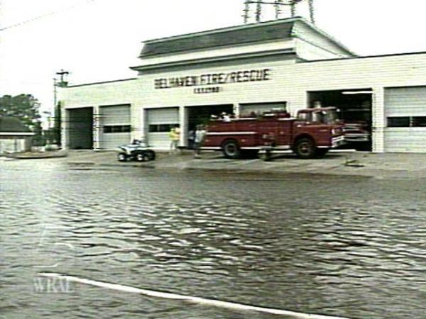 Hurricane bonnie 1998 track