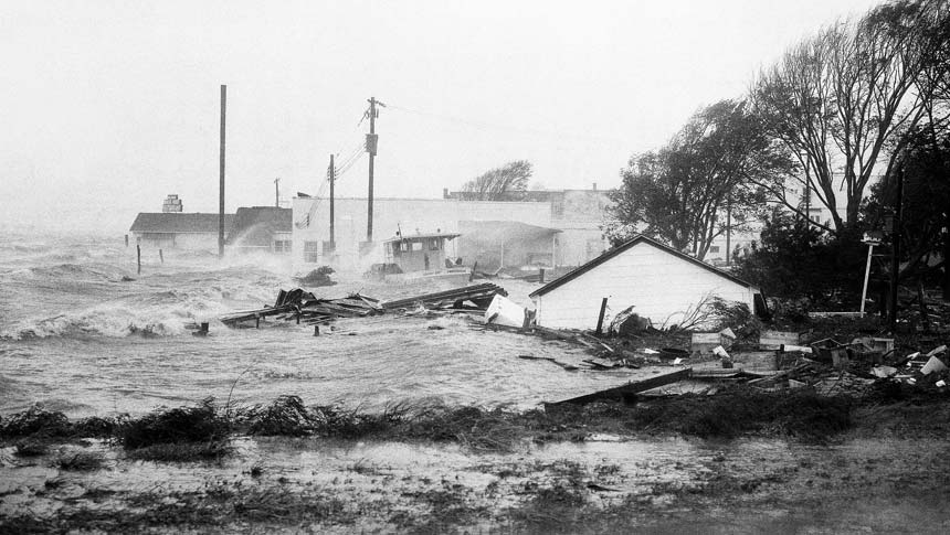 Hurricane hazel death toll