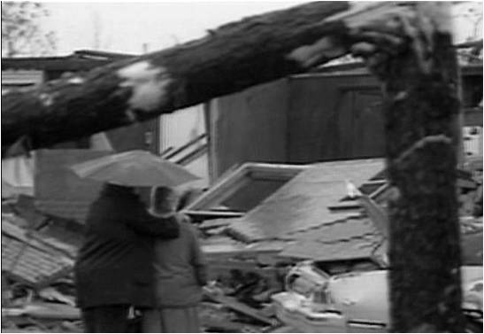 Major Tornado Outbreak March 28, 1984