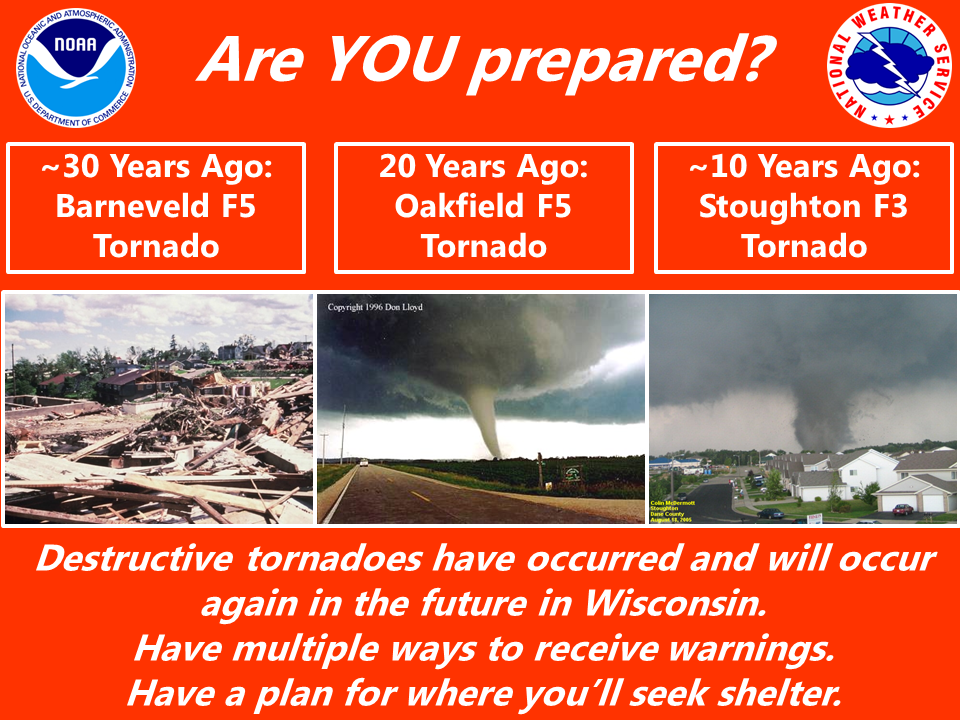 Nws Milwaukee Sullivan Severe Weather Awareness Page