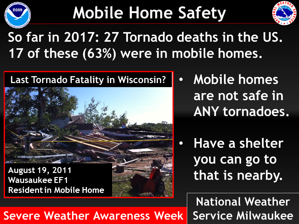 Severe weather awareness week 2017 - Are modular homes safe ...