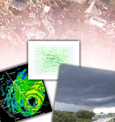 Severe Weather Collage