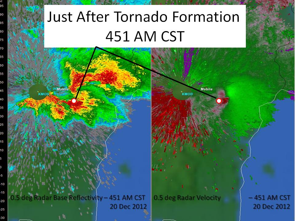 December 20  2012 Mobile And Avalon Point Tornadoes