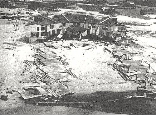 Hurricane Frederic September 12 1979