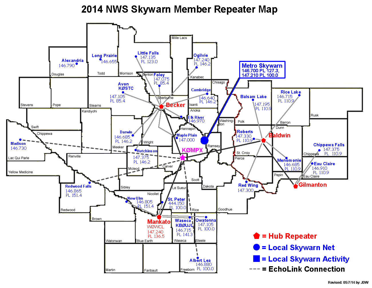 Mpls Zip Code Map.Skywarn Program Information Nws Twin Cities
