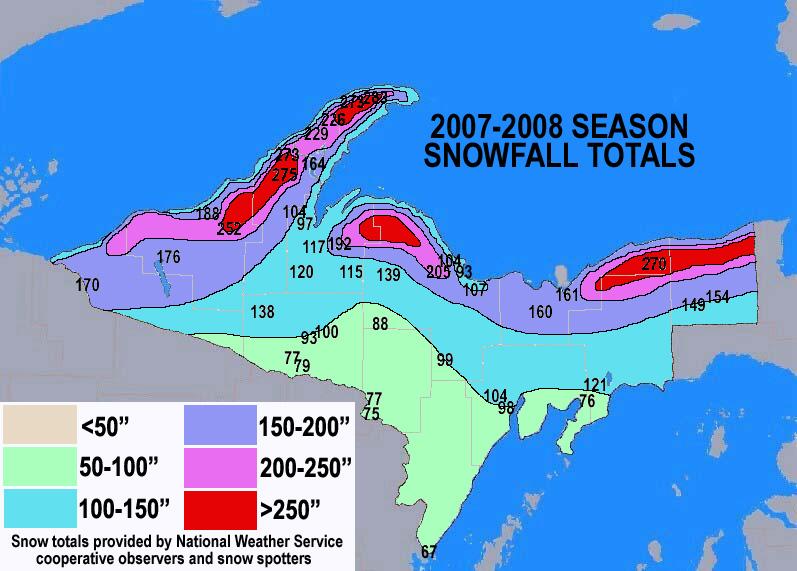 season snowfall maps