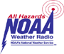 National NOAA Weather Radio All Hazards website