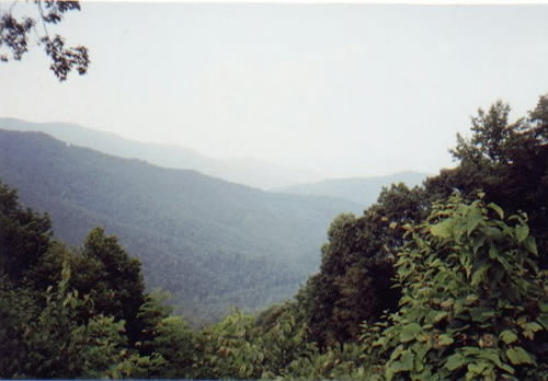 East TN Mountains Image