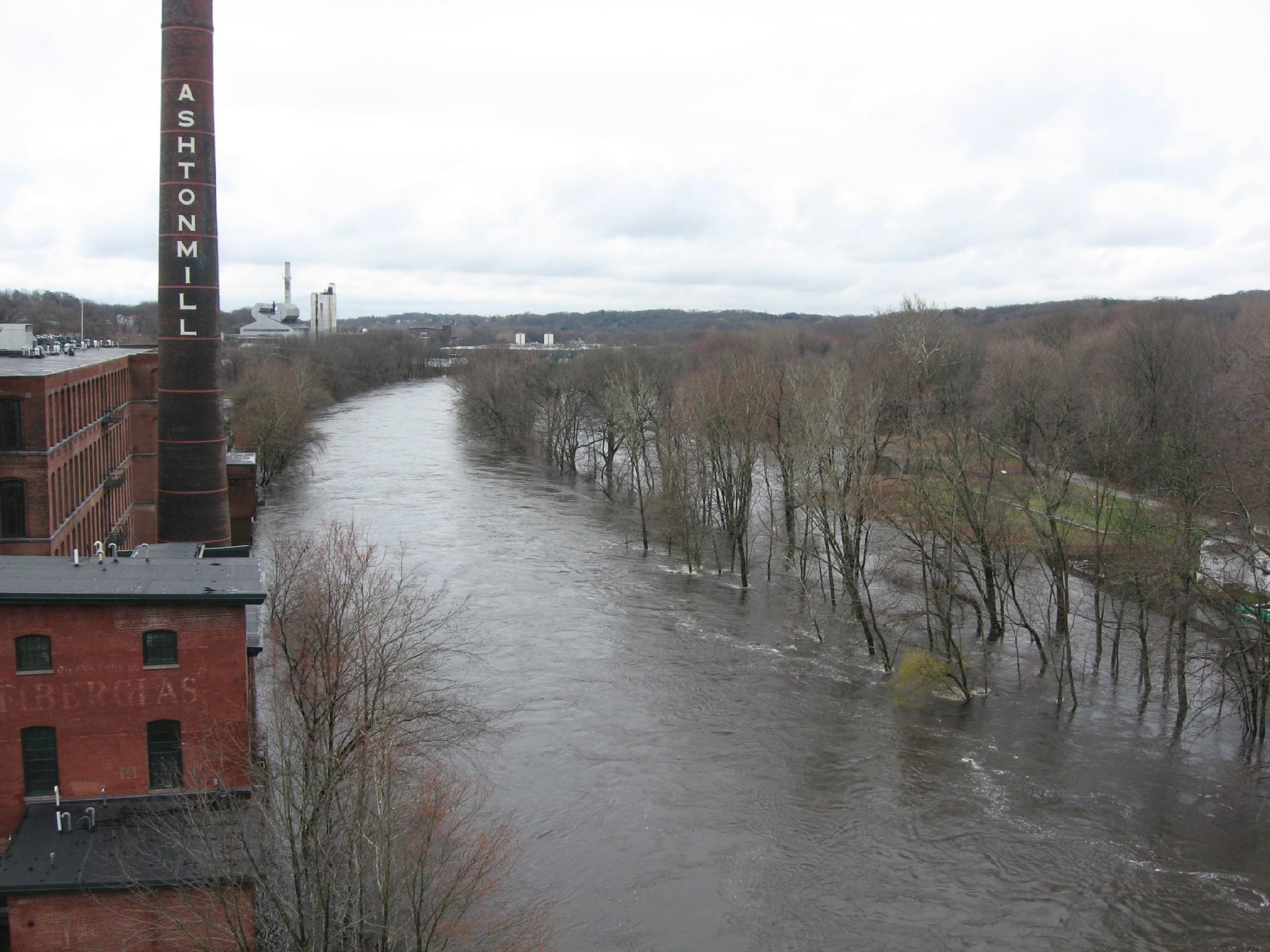 Flooding In Rhode Island