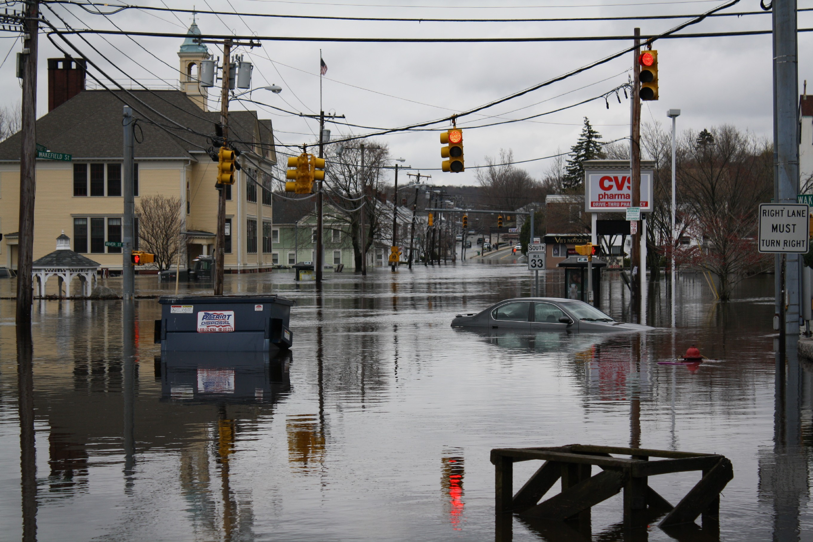 Rhode Island Cranston Weather