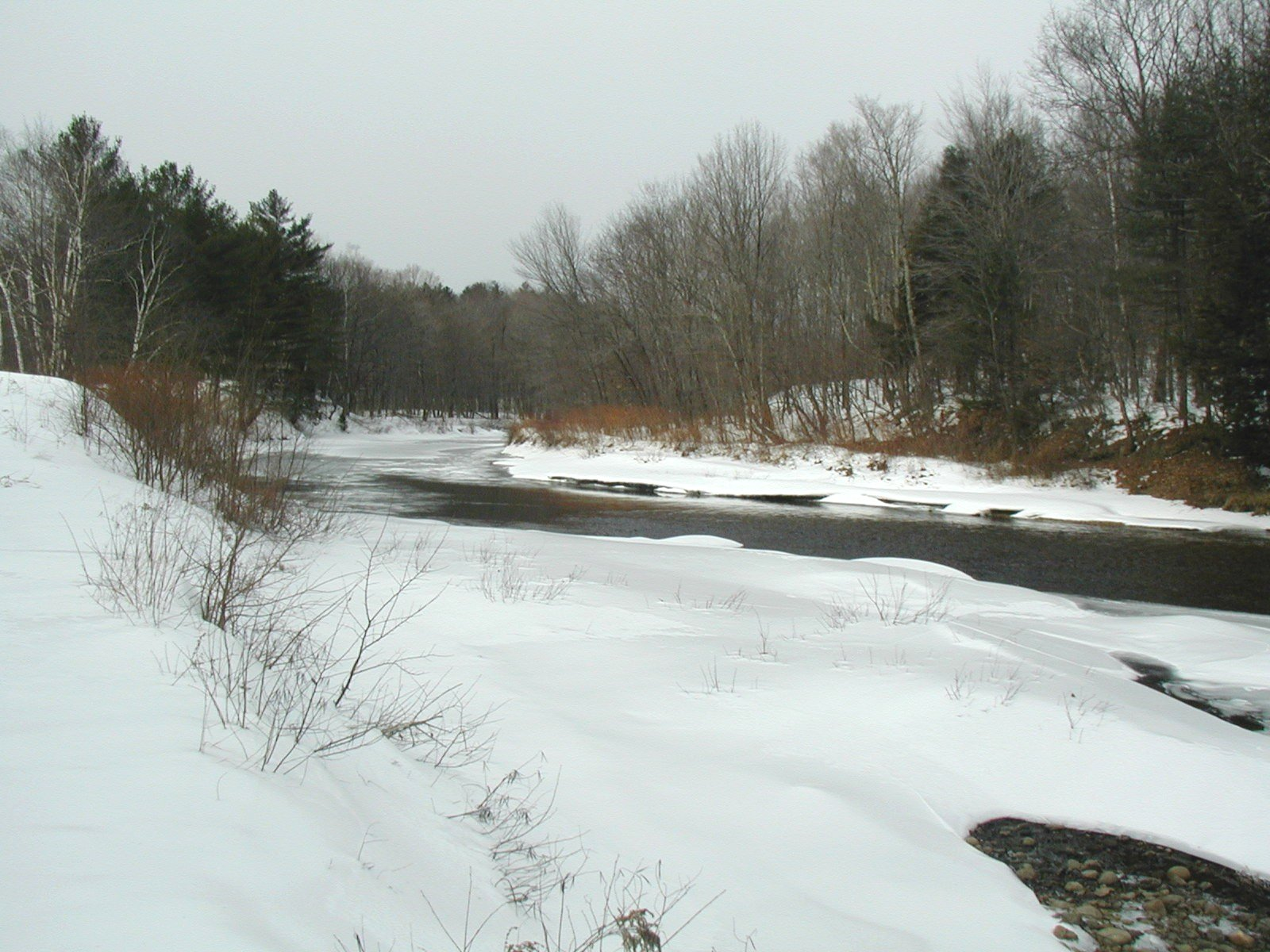 Photograph of the Baker River at Rumney, NH (RUMN3)