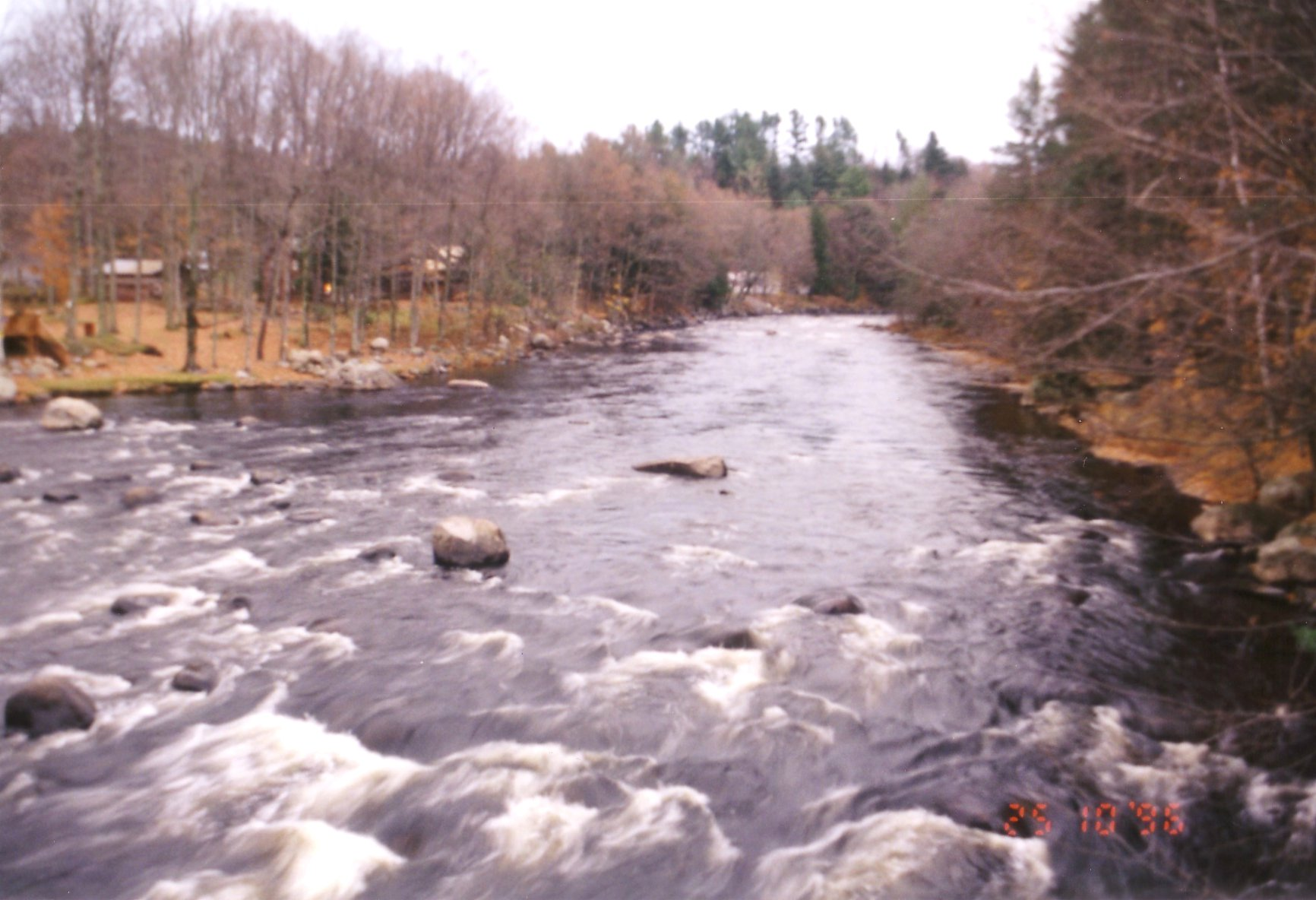 Photograph of the Black River Near Boonville, NY (BOON6)