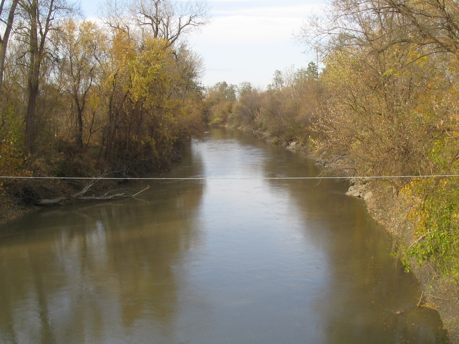 the genesee river watershed essay