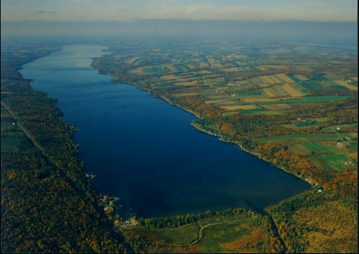 Owasco Lake at Auburn
