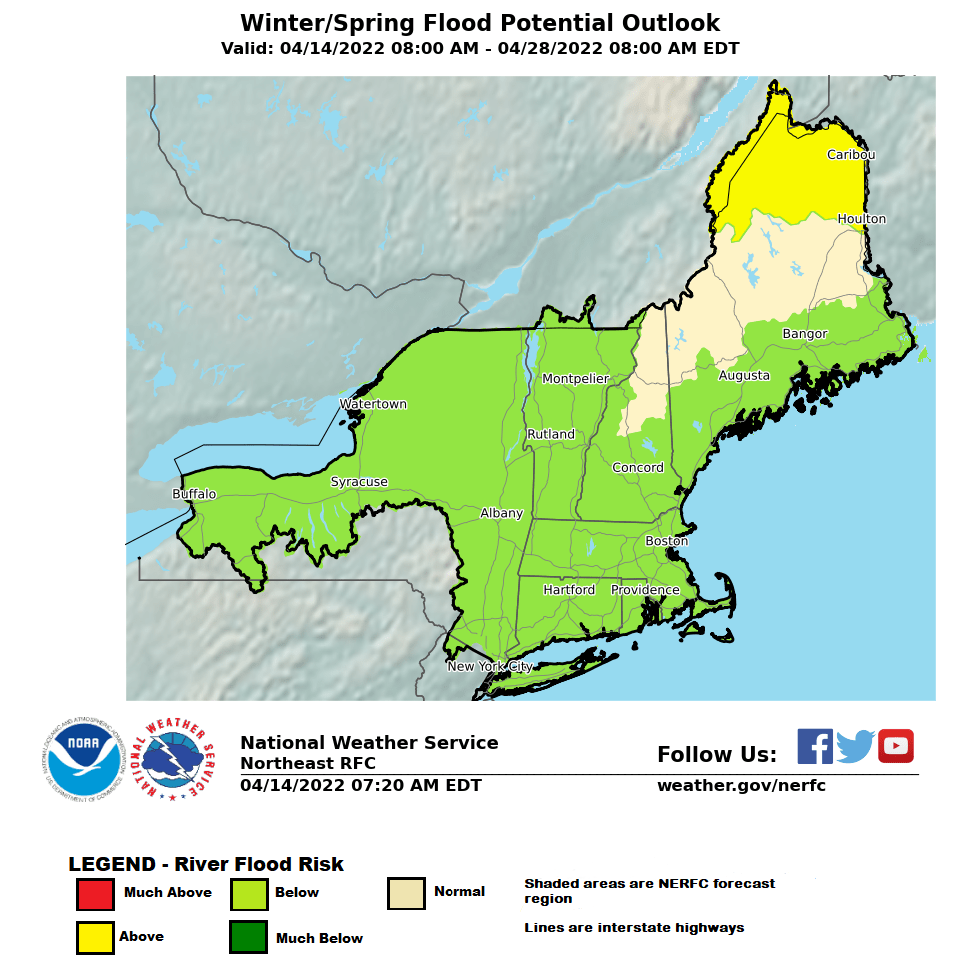 Spring Flood Outlook