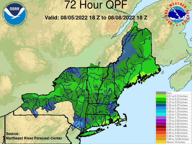 Total Forecast Precipitation