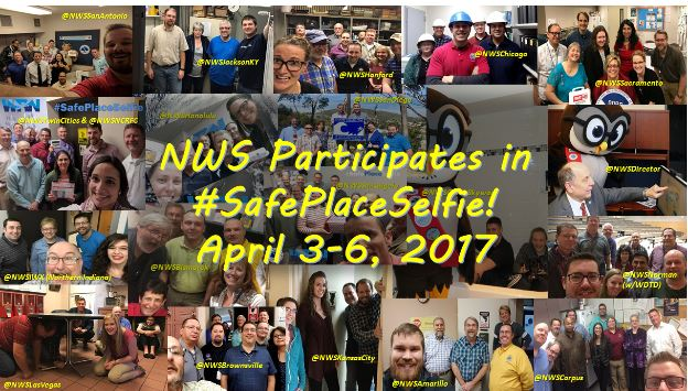 Follow #SafePlaceSelfie