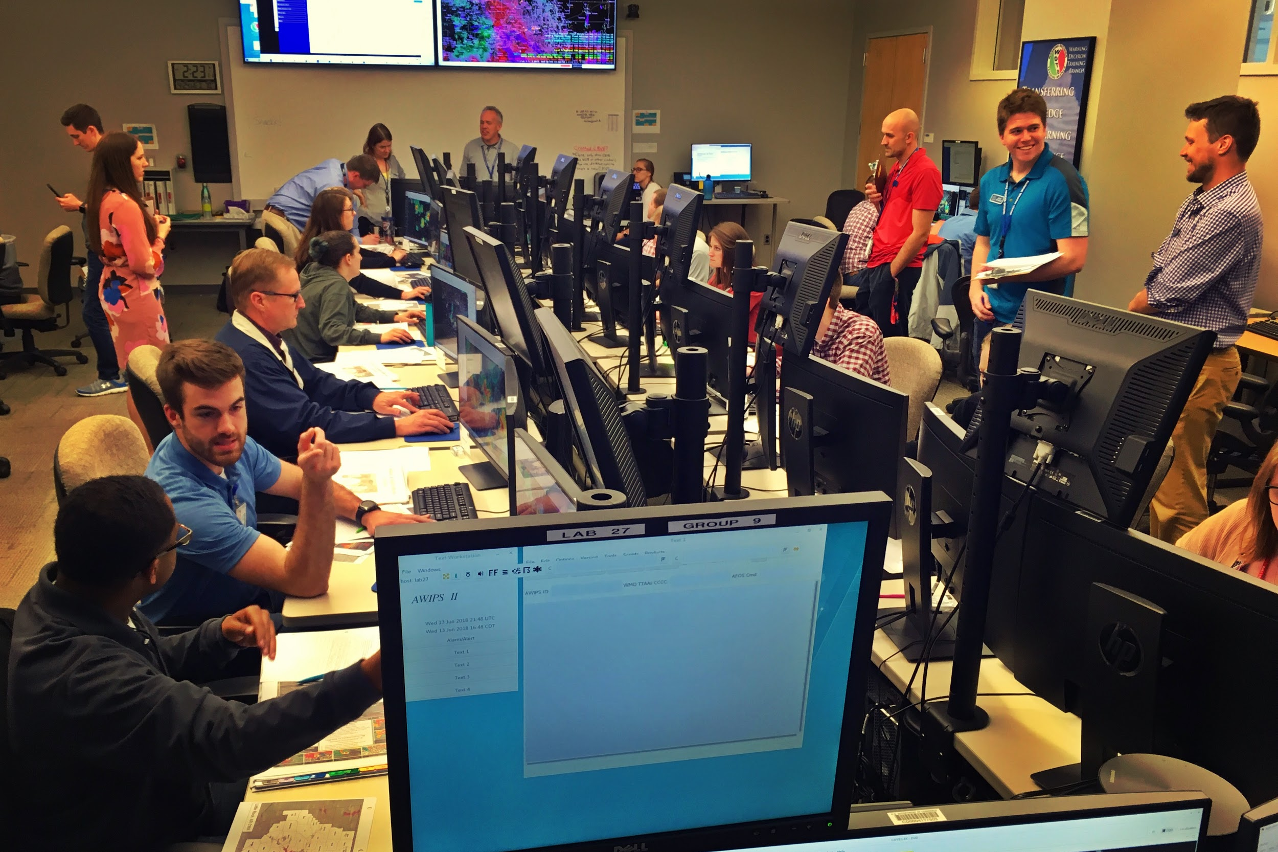 Nws Improves Its Employees Career Paths With Its Gs 5 12 Initiative