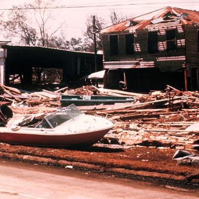 50 Years After Hurricane Camille, NOAA Satellites Keep U.S. Weather-Ready