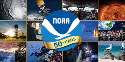 NOAA 50th Anniversary