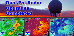 Dual-Pol Radar Upgrades