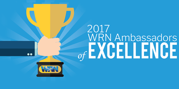 WRN Ambassador Recognition