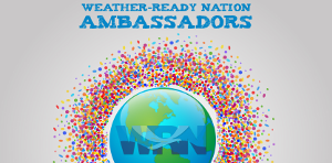 4000th Weather-Ready Nation Ambassador!
