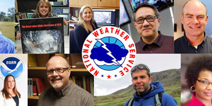 Faces of the NWS