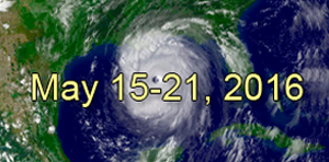 Hurricane Preparedness Week: May 15-21, 2016