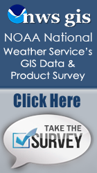 NWS GIS Data Survey