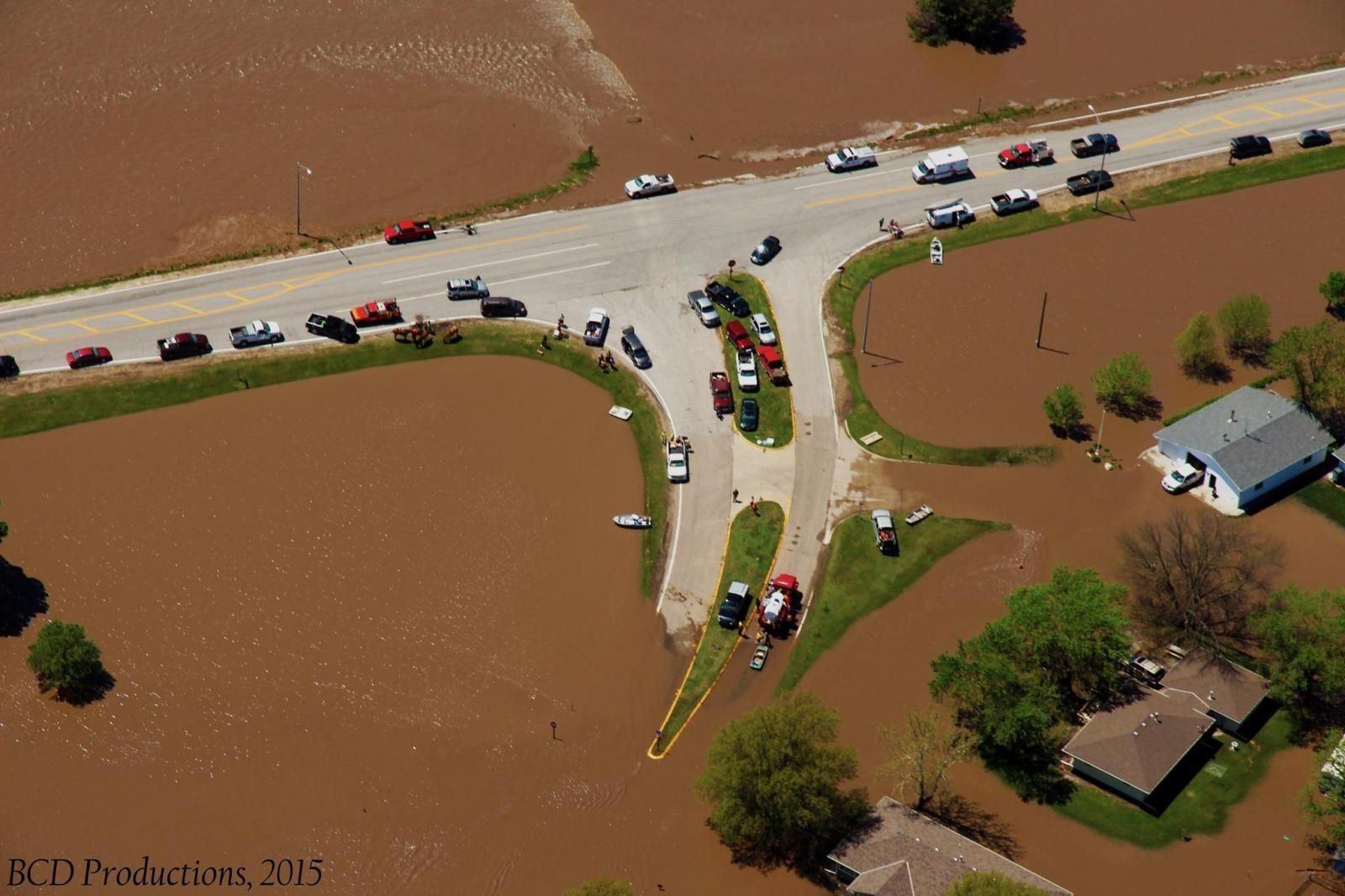 May 7th 2015 Heavy Rain And Flooding