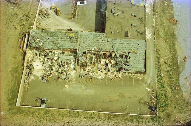Omaha Tornado May 1975 Damage Photos